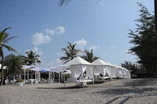 Marbela Beach Resort | Party Plots in Morjim, Goa