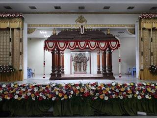 Sri Gajalakshmi Kalyana Mandapam | Party Halls and Function Halls in Velappanchavadi, Chennai