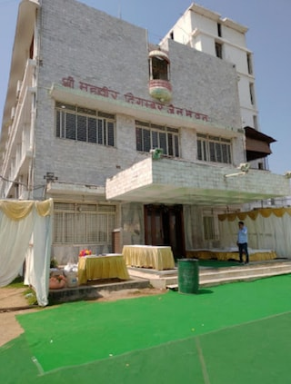 Sri Mahaveer Digamber Jain Bhavan | Party Halls and Function Halls in Aghapura, Hyderabad