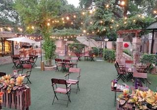 Rustique   Small Wedding Venues & Birthday Party Halls in Hauz Khas, Delhi