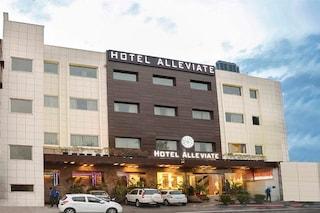 Hotel Alleviate | Small Wedding Venues & Birthday Party Halls in Rakabganj, Agra