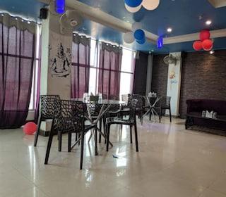 New Sky Cafe | Terrace Banquets & Party Halls in Mughalsarai, Varanasi