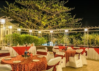 The Red Maple Mashal | Terrace Banquets & Party Halls in Rau, Indore