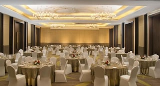 Radisson Blu Hotel | Terrace Banquets & Party Halls in Tetelia, Guwahati