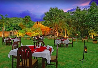 The Fern Ranthambore Forest Resort | Terrace Banquets & Party Halls in Ranthambore