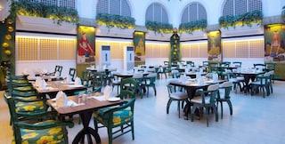 The E-Square Hotel | Terrace Banquets & Party Halls in Deccan Gymkhana, Pune