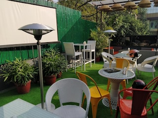 Sneak Out Cafe | Terrace Banquets & Party Halls in East Of Kailash, Delhi