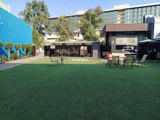 Garden Grills | Corporate Party Venues in New Industrial Town, Faridabad
