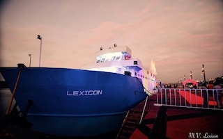M.V. Lexicon   Terrace Banquets & Party Halls in Panjim, Goa