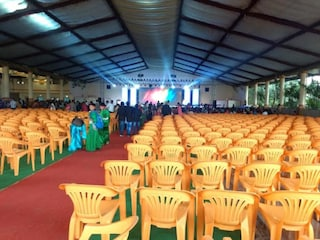 CKR and KTR Convention Hall
