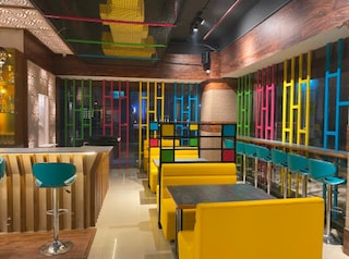Isobar | Birthday Party Halls in Golf City, Lucknow