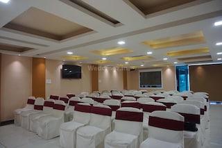 The Tripti Hotel | Terrace Banquets & Party Halls in Vijay Nagar, Indore