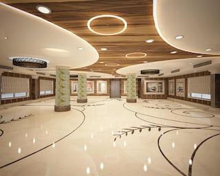 Hotel Tahoura International | Terrace Banquets & Party Halls in Newtown, Kolkata