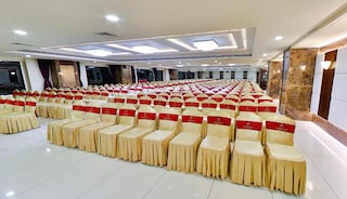 Hotel Shubham Palace | Corporate Events & Cocktail Party Venue Hall in Karmanghat, Hyderabad