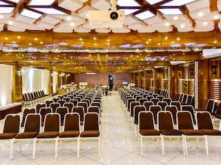 The Golden Leaf Restaurant and Banquet | Banquet Halls in Hathijan, Ahmedabad