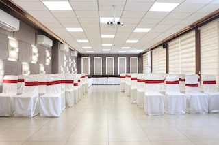 Hotel The Lotus Park | Small Wedding Venues & Birthday Party Halls in Ellis Bridge, Ahmedabad