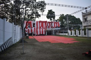 Radha Mohan Marriage Lawn | Small Wedding Venues & Birthday Party Halls in Paharia, Varanasi
