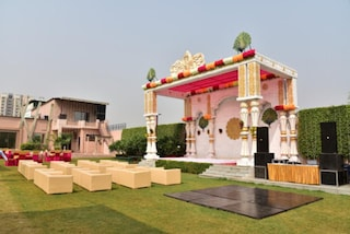 Omega Greens Banquet And Lawn | Banquet & Function Halls in Raj Nagar Extension, Ghaziabad