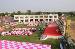 Choudhary Kanaram Paradise | Wedding Hotels in Patrakar Colony, Jaipur