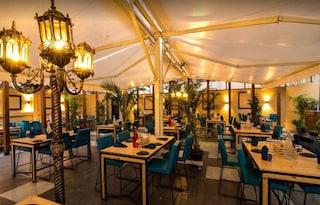 Nation 52 Restaurant | Terrace Banquets & Party Halls in Karve Nagar, Pune