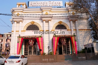Ambrosia Palace | Terrace Banquets & Party Halls in Vaishali, Ghaziabad